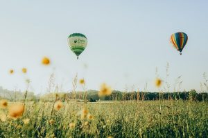 Zagorec, let balonom iznad Zagorja, autor: Petar Krešimir Furjan