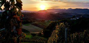 Izlazak sunca, Gornje Jesenje, autor: Jasenka Haleuš