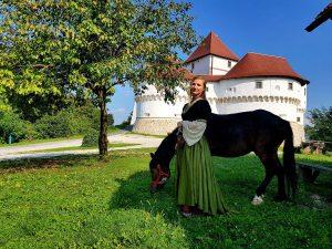 Dvor Veliki Tabor, autor: Jasenka Haleuš