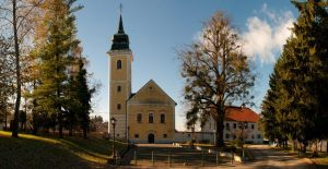 Crkva Blažene Djevice Marije Od Pohođenja, Marija Gorica