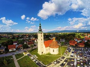 Crkva sv. Vida, Brdovec