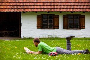 Sprostitev in dediščina. Fotografija Domen Grögl