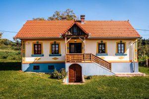 Stara hiža Glogović